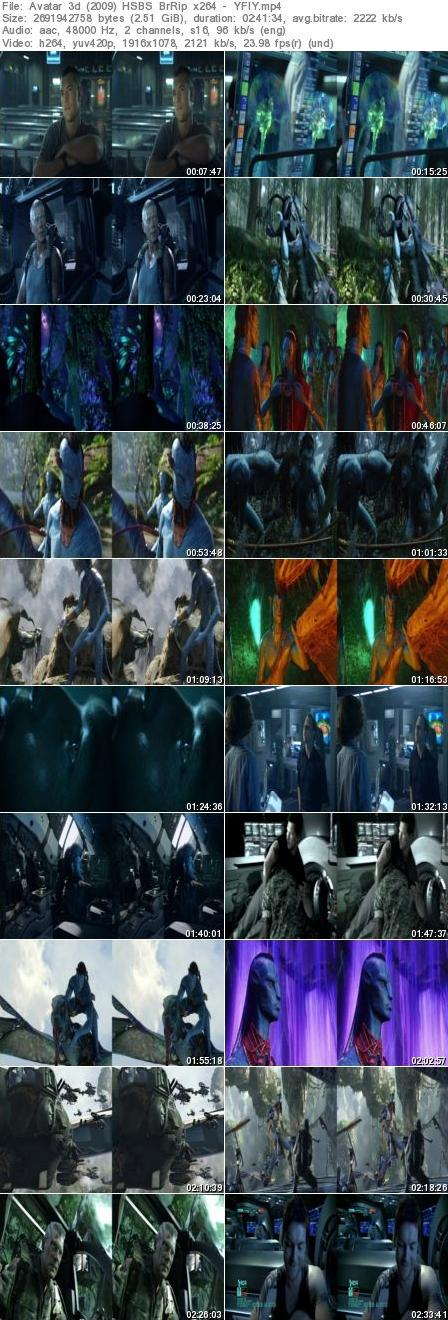 avatar 3d 1080p torrent download